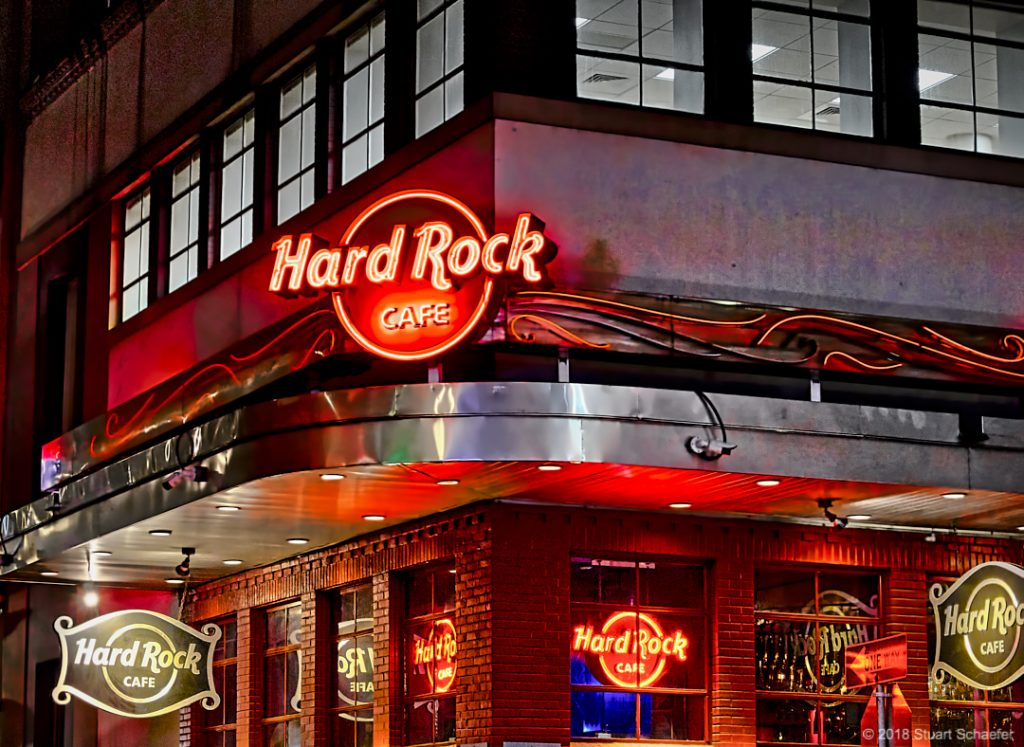Bourbon Street Hard Rock