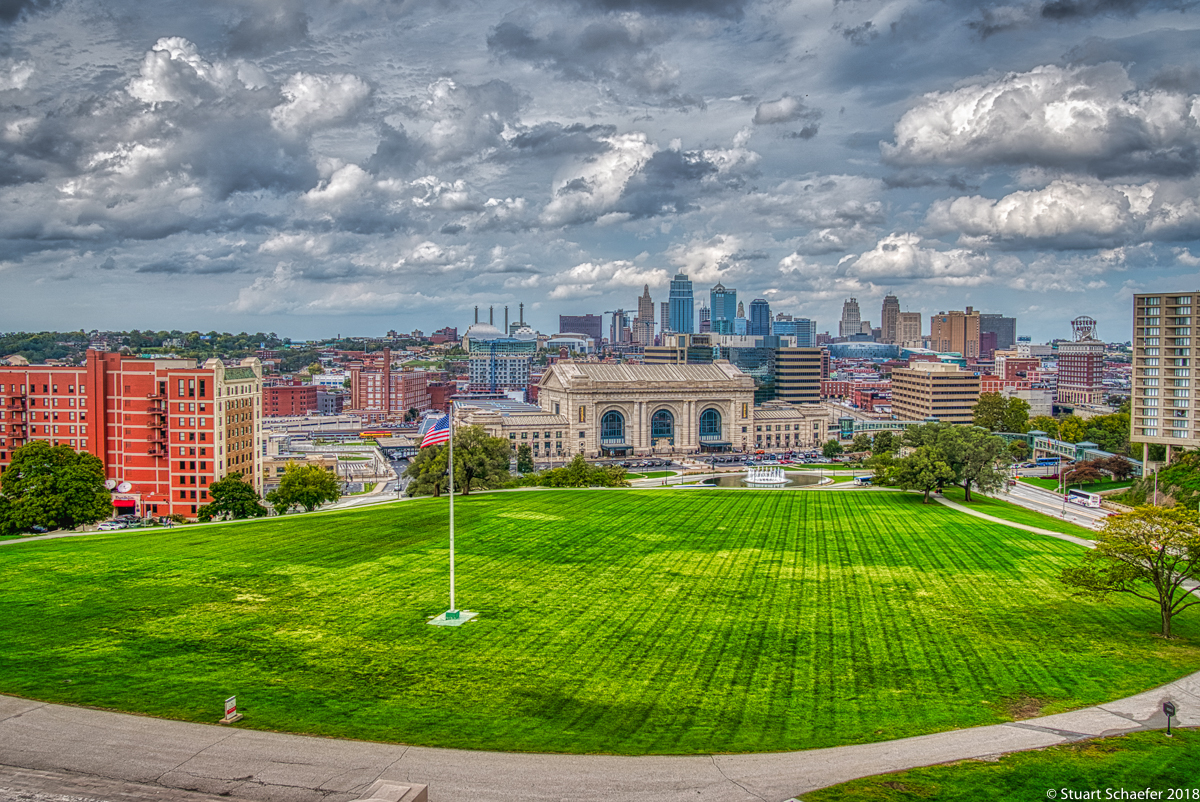 The Skyline Of KC